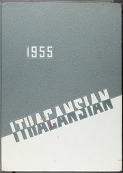 1955 Edition, Ithaca High School - Ithacansian Yearbook (Ithaca, MI)