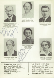 Page 12, 1956 Edition, Ithaca High School - Ithacansian Yearbook (Ithaca, MI) online yearbook collection
