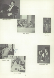 Page 13, 1956 Edition, Ithaca High School - Ithacansian Yearbook (Ithaca, MI) online yearbook collection