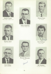 Page 17, 1956 Edition, Ithaca High School - Ithacansian Yearbook (Ithaca, MI) online yearbook collection