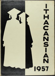 1957 Edition, Ithaca High School - Ithacansian Yearbook (Ithaca, MI)