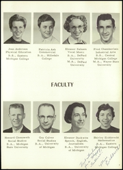 Page 11, 1959 Edition, Walled Lake High School - Viking Yearbook (Walled Lake, MI) online yearbook collection