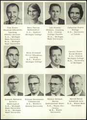 Page 12, 1959 Edition, Walled Lake High School - Viking Yearbook (Walled Lake, MI) online yearbook collection
