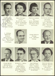 Page 13, 1959 Edition, Walled Lake High School - Viking Yearbook (Walled Lake, MI) online yearbook collection
