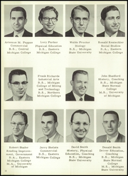 Page 14, 1959 Edition, Walled Lake High School - Viking Yearbook (Walled Lake, MI) online yearbook collection