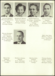 Page 15, 1959 Edition, Walled Lake High School - Viking Yearbook (Walled Lake, MI) online yearbook collection