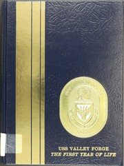 1986 Edition, Valley Forge (CG 50) - Naval Cruise Book