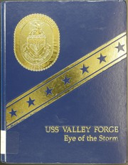 1991 Edition, Valley Forge (CG 50) - Naval Cruise Book