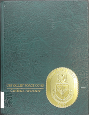 1995 Edition, Valley Forge (CG 50) - Naval Cruise Book