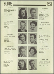 Page 12, 1951 Edition, Leslie High School - Spirit Yearbook (Leslie, MI) online yearbook collection