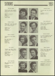 Page 14, 1951 Edition, Leslie High School - Spirit Yearbook (Leslie, MI) online yearbook collection