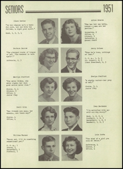 Page 15, 1951 Edition, Leslie High School - Spirit Yearbook (Leslie, MI) online yearbook collection