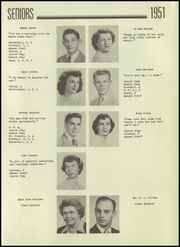Page 17, 1951 Edition, Leslie High School - Spirit Yearbook (Leslie, MI) online yearbook collection