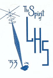 Page 1, 1953 Edition, Leslie High School - Spirit Yearbook (Leslie, MI) online yearbook collection
