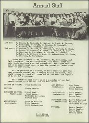 Page 12, 1953 Edition, Leslie High School - Spirit Yearbook (Leslie, MI) online yearbook collection