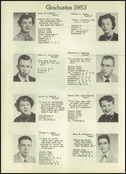 Page 14, 1953 Edition, Leslie High School - Spirit Yearbook (Leslie, MI) online yearbook collection
