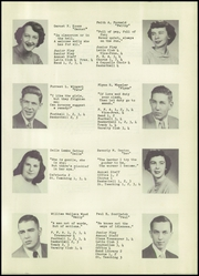 Page 15, 1953 Edition, Leslie High School - Spirit Yearbook (Leslie, MI) online yearbook collection