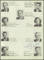 Page 9, 1953 Edition, Leslie High School - Spirit Yearbook (Leslie, MI) online yearbook collection