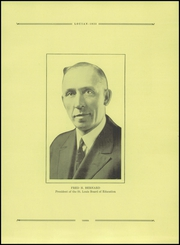 Page 7, 1923 Edition, St Louis High School - Louian Yearbook (St Louis, MI) online yearbook collection
