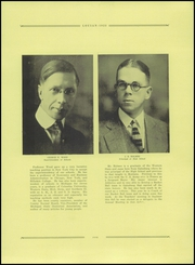 Page 9, 1923 Edition, St Louis High School - Louian Yearbook (St Louis, MI) online yearbook collection