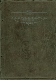 Page 1, 1921 Edition, Manistique High School - Kidinedamawin Yearbook (Manistique, MI) online yearbook collection