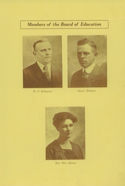 Page 11, 1921 Edition, Manistique High School - Kidinedamawin Yearbook (Manistique, MI) online yearbook collection