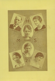 Page 15, 1921 Edition, Manistique High School - Kidinedamawin Yearbook (Manistique, MI) online yearbook collection