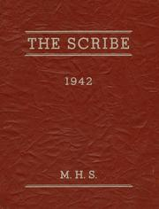 Marlette High School - Scribe Yearbook (Marlette, MI) online yearbook collection, 1942 Edition, Page 1