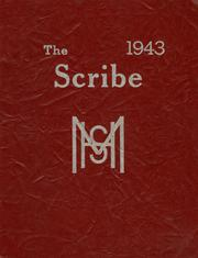 Marlette High School - Scribe Yearbook (Marlette, MI) online yearbook collection, 1943 Edition, Page 1