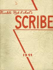 Marlette High School - Scribe Yearbook (Marlette, MI) online yearbook collection, 1944 Edition, Page 1