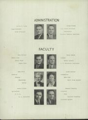 Page 6, 1947 Edition, Marlette High School - Scribe Yearbook (Marlette, MI) online yearbook collection