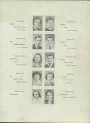 Page 7, 1947 Edition, Marlette High School - Scribe Yearbook (Marlette, MI) online yearbook collection