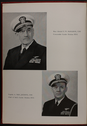 Page 12, 1952 Edition, Valley Forge (CV 45) - Naval Cruise Book online yearbook collection