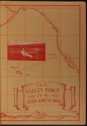 Page 3, 1952 Edition, Valley Forge (CV 45) - Naval Cruise Book online yearbook collection