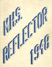 Page 1, 1948 Edition, Montague High School - Reflector Yearbook (Montague, MI) online yearbook collection