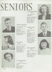 Page 10, 1948 Edition, Montague High School - Reflector Yearbook (Montague, MI) online yearbook collection
