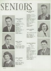 Page 12, 1948 Edition, Montague High School - Reflector Yearbook (Montague, MI) online yearbook collection
