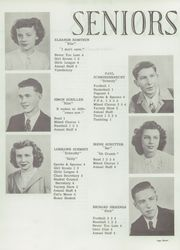Page 13, 1948 Edition, Montague High School - Reflector Yearbook (Montague, MI) online yearbook collection