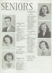 Page 14, 1948 Edition, Montague High School - Reflector Yearbook (Montague, MI) online yearbook collection