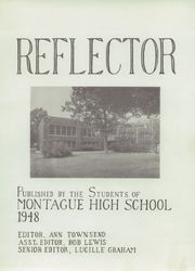 Page 3, 1948 Edition, Montague High School - Reflector Yearbook (Montague, MI) online yearbook collection