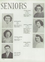 Page 8, 1948 Edition, Montague High School - Reflector Yearbook (Montague, MI) online yearbook collection
