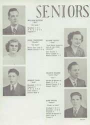 Page 9, 1948 Edition, Montague High School - Reflector Yearbook (Montague, MI) online yearbook collection