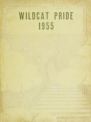 1955 Edition, Onsted High School - Wildcat Pride Yearbook (Onsted, MI)