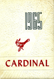 Page 1, 1965 Edition, Portland High School - Cardinal Yearbook (Portland, MI) online yearbook collection