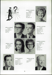 Page 15, 1965 Edition, Portland High School - Cardinal Yearbook (Portland, MI) online yearbook collection