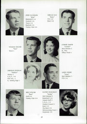 Page 17, 1965 Edition, Portland High School - Cardinal Yearbook (Portland, MI) online yearbook collection