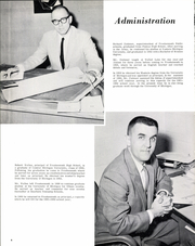 Page 10, 1961 Edition, Frankenmuth High School - Eyrie Yearbook (Frankenmuth, MI) online yearbook collection