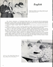 Page 16, 1961 Edition, Frankenmuth High School - Eyrie Yearbook (Frankenmuth, MI) online yearbook collection