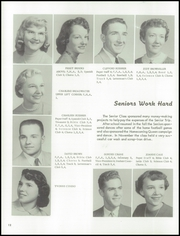 Page 16, 1957 Edition, Blissfield High School - Elysium Yearbook (Blissfield, MI) online yearbook collection