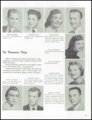 Page 17, 1957 Edition, Blissfield High School - Elysium Yearbook (Blissfield, MI) online yearbook collection